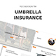 Umbrella Insurance Powerpoint Template