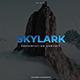 Skylark - Business Powerpoint Template