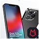 Phone 13 Pro Mockup PSD Template