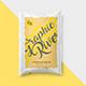 Bubble Mailer Shipping Bag Mockup