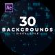 Digital Backgrounds