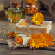 Natural handmade soap with calendula and sea-buckthorn - PhotoDune Item for Sale