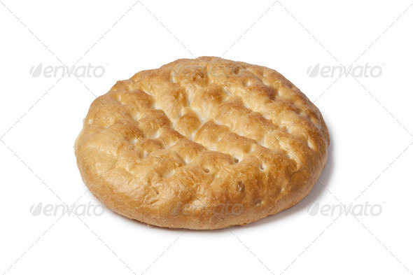 White Turkish bread - Stock Photo - Images