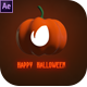 Halloween Forest Logo - VideoHive Item for Sale