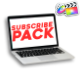 Subscribe Pack | FCPX