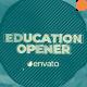 Education Opener