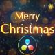 Christmas - DaVinci Resolve - VideoHive Item for Sale
