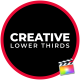 Creative Lower Thirds For FCPX - VideoHive Item for Sale