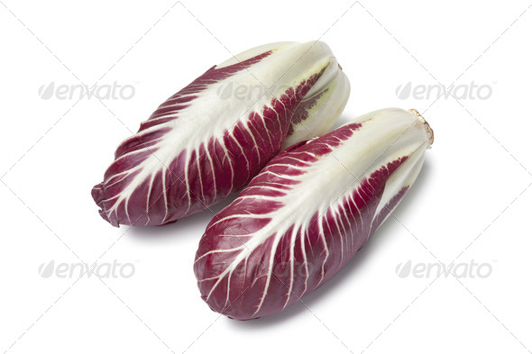 Fresh Radicchio rosso - Stock Photo - Images