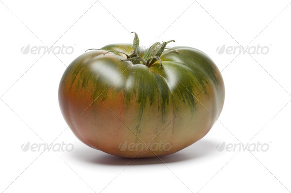 RAF heirloom tomato - Stock Photo - Images