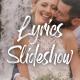 Lyric Slideshow Template | FCPX