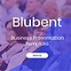 Blubent – Business Keynote Template