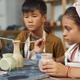Children Creating Design of Vase - PhotoDune Item for Sale