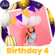 Happy Birthday Slideshow 4 - VideoHive Item for Sale