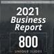 2021 Business Report Keynote Templates Bundle