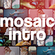 Mosaic Multi Photo Intro - VideoHive Item for Sale