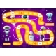Kids Board Game Cartoon Robot Droids and Androids