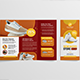 Sneakers Trifold Brochure