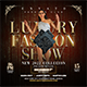 Fashion Show | Special Event Flyer