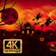 Halloween Night 4K - VideoHive Item for Sale