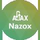 Nazox - Ajax Admin & Dashboard Template