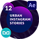 Urban Style Stories | After Effects Template - VideoHive Item for Sale