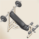Weight Bench - GraphicRiver Item for Sale