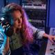 Woman working in digital recording studio - PhotoDune Item for Sale