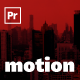 Motion Titles for Premiere Pro - VideoHive Item for Sale