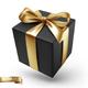 Vector Realistic Gift Box
