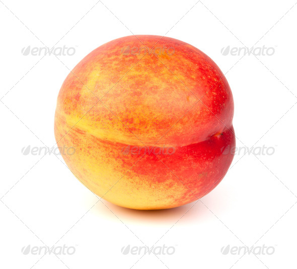 Fresh peach - Stock Photo - Images