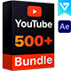 Youtube Bundle | After Effects - VideoHive Item for Sale