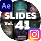 Instagram Stories Slides Vol. 41 - VideoHive Item for Sale