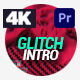 Dynamic Glitch Powerful Opener - VideoHive Item for Sale