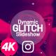 Dynamic Glitch Slideshow - VideoHive Item for Sale