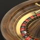 Casino roulette, golden spinning wheel, red and black numbers. Gambling and betting. 3d illustration - PhotoDune Item for Sale
