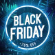 Black Friday | Neon Stories & Posts - VideoHive Item for Sale
