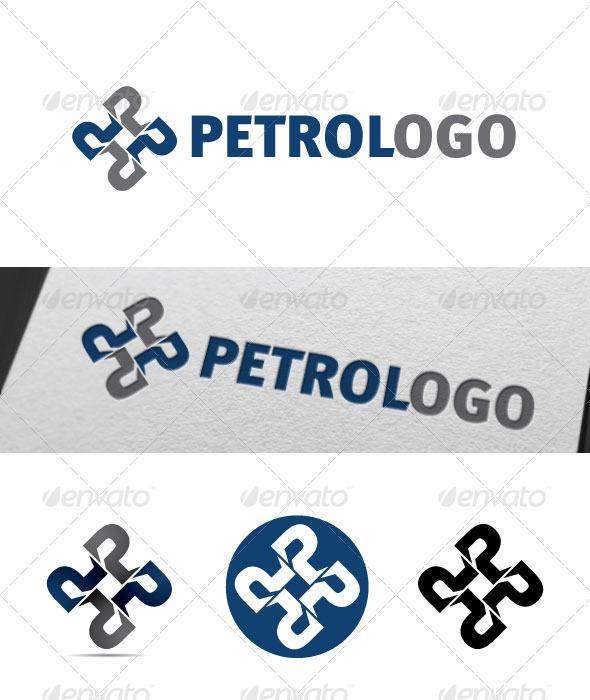 Petrologo Logo Template - Letters Logo Templates