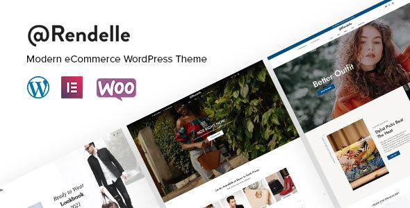 Incredible Arendelle | Modern eCommerce WordPress Theme