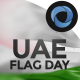 UAE Flag Day  l  Memorial Day  l  National Day  l  Independence Day - VideoHive Item for Sale