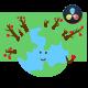 Nature Emoji Stickers Animations | DaVinci Resolve - VideoHive Item for Sale