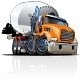 Vector Cartoon Concrete Mixer Truck - GraphicRiver Item for Sale