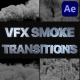 Smoke Transitions   After Effects - VideoHive Item for Sale