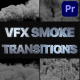 Smoke Transitions   Premiere Pro MOGRT - VideoHive Item for Sale