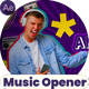 Music Channel Opener - VideoHive Item for Sale