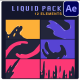 Liquid Transition Pack | After Effects - VideoHive Item for Sale