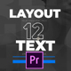 Creative and Modern Layout Text - VideoHive Item for Sale
