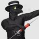 Doctor Plague - Pandemic Dance - Transparent Loop - VideoHive Item for Sale
