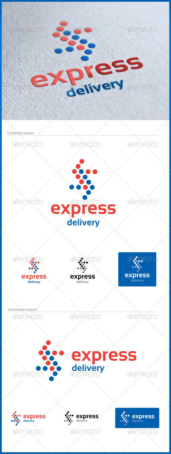Express Delivery Logo - Symbols Logo Templates