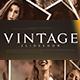 Vintage Slideshow Pro - VideoHive Item for Sale